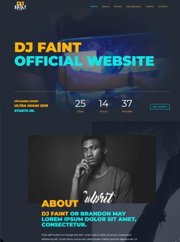 DJ Faint